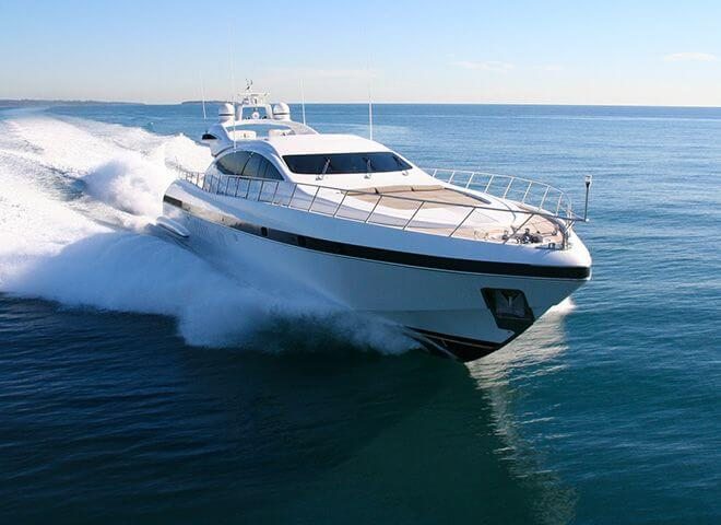 Consulting services to buy a boat